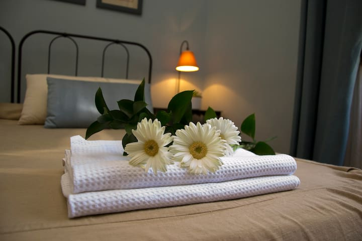 Rooms in the Chianti between Florence and Siena - Tavarnelle Val di Pesa - Penzion (B&B)