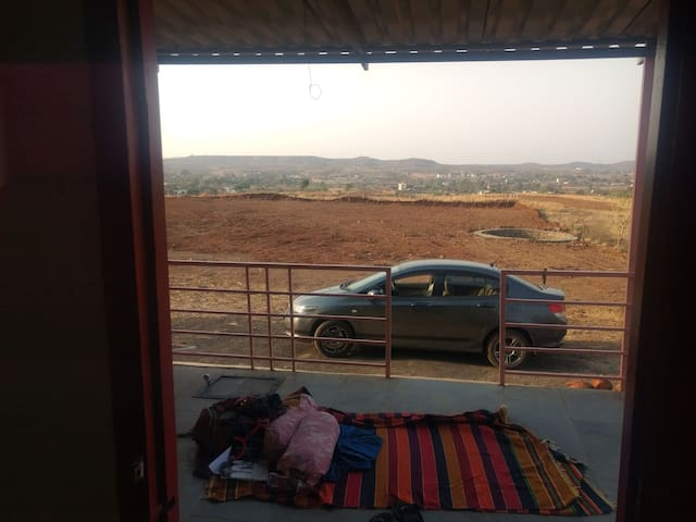 Camping, 17km from M. G. Road. Relaxing.