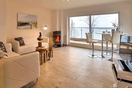 Charming Appartement mit Seeblick - Bad Saarow