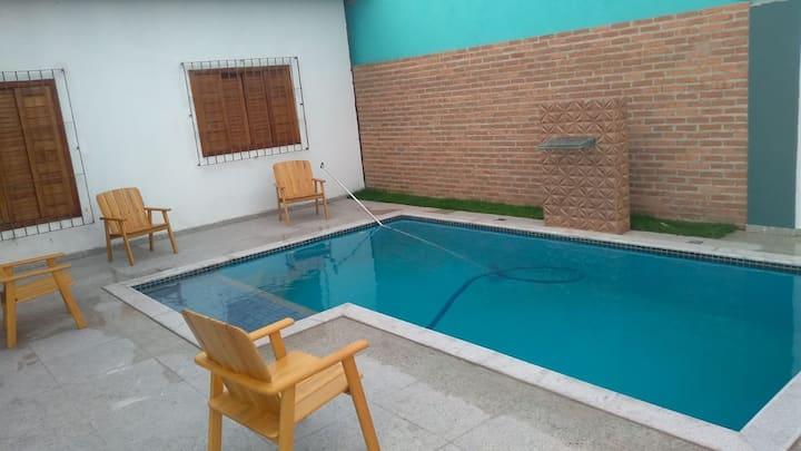 casa com piscina Prado Bahia