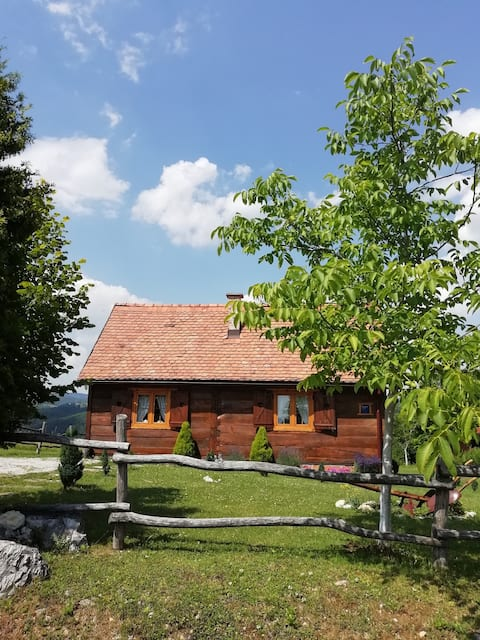 Stara hiža Vlašić