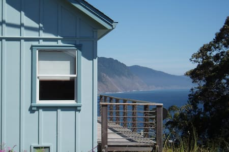 Shelter Cove Vista Cabin, Pristine Coastal Views!
