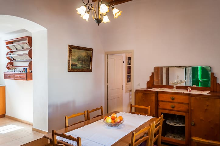 Ioanna's Traditional Apartment - Trypiti - Wohnung