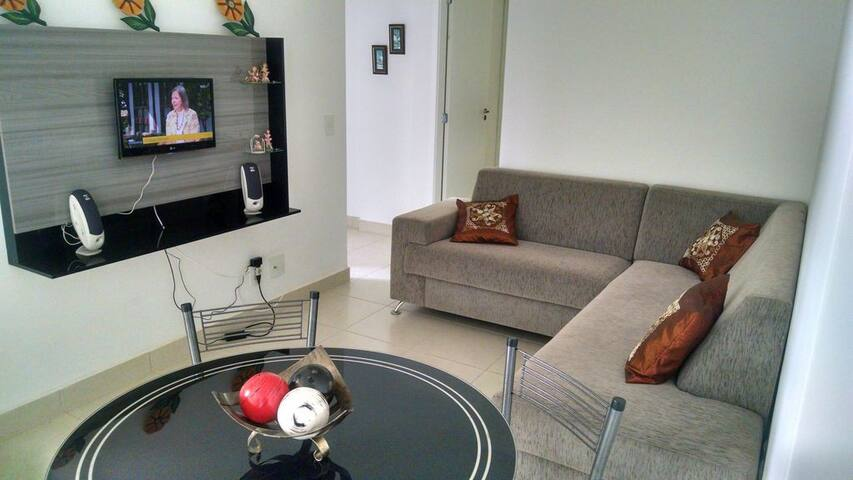 Apartamento na Pampulha.