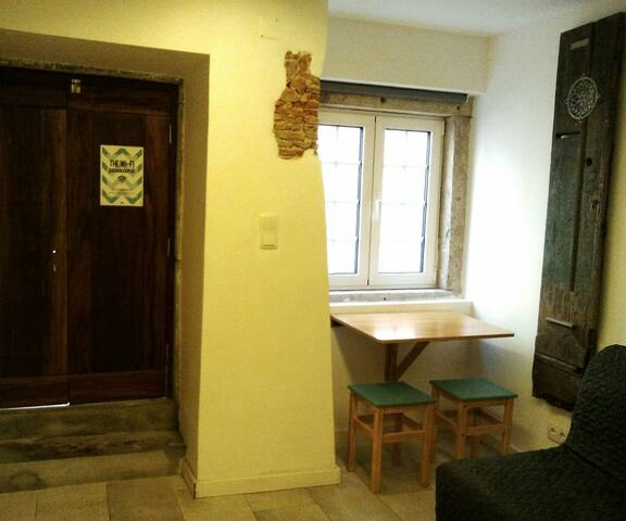 Great studio in the heart of historical center