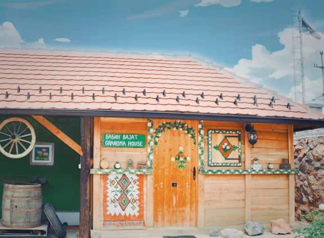 Holiday Farm Chalet——Traditional Chalet Twin Room