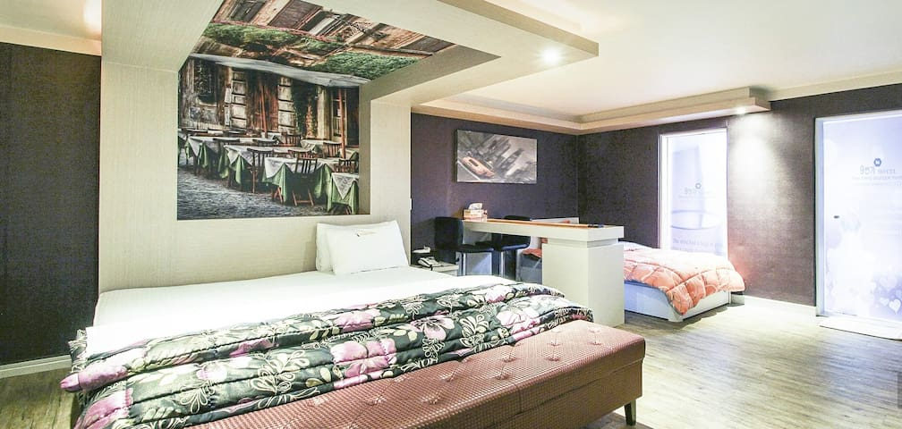 9st twin room