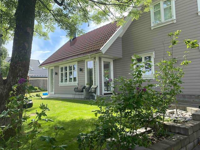 Enebolig sentralt i Tønsberg