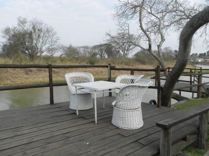Quinta a la vera del río en Arroyo Leyes