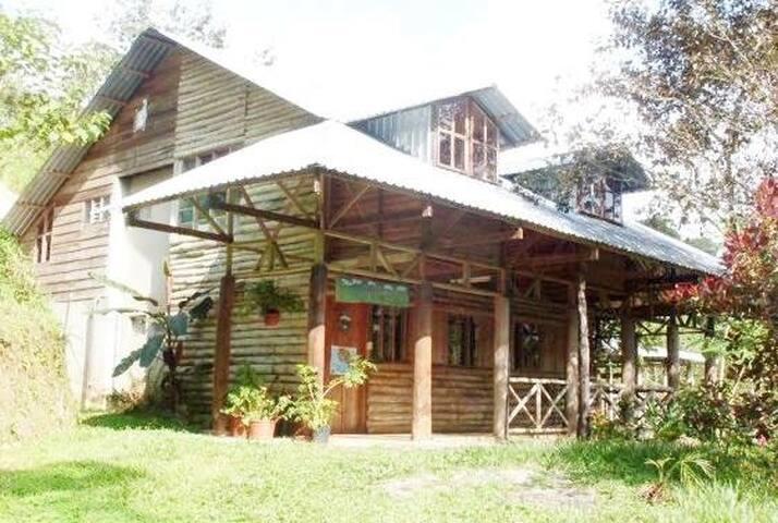 Albergue de montaña cómodas habitac - Perez Zeledon - Casa particular