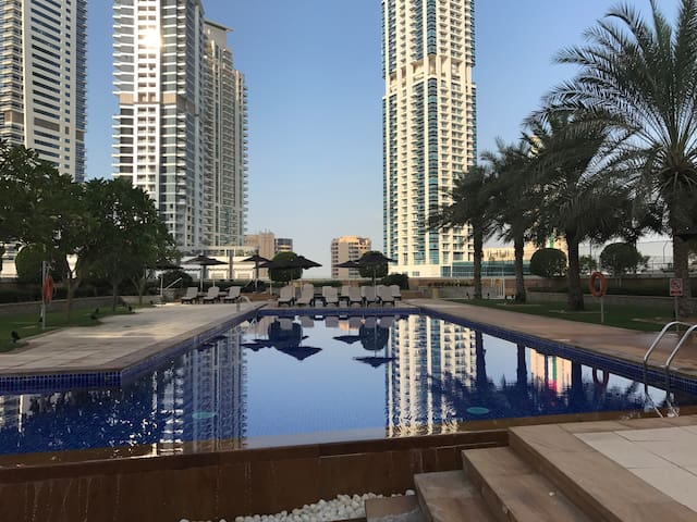 Luxurious room in the 30th floor in the best area - Dubai - Apartment