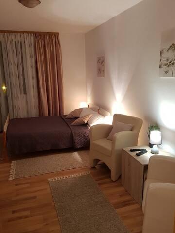 Double room with balcony 'Nika' on Plitvice Lakes
