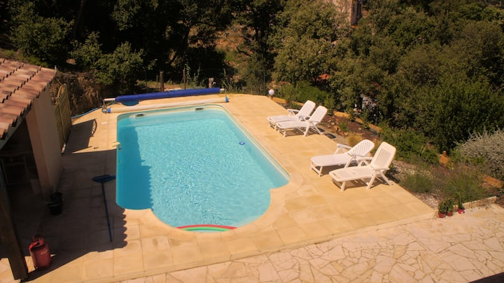 Villa with 4 bedrooms in Le Boulou, with private pool, furnished garden and WiFi