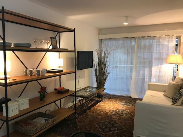 Acogedor apartamento en Pocitos