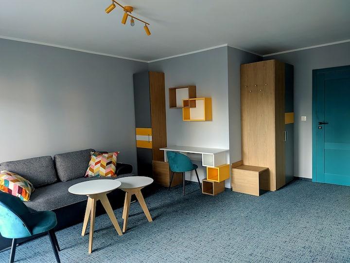 Apartament A2D NR.3 Charm of pastels.
