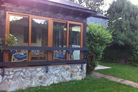 casita de campo en el parque natural de peñalara - Los Grifos - House