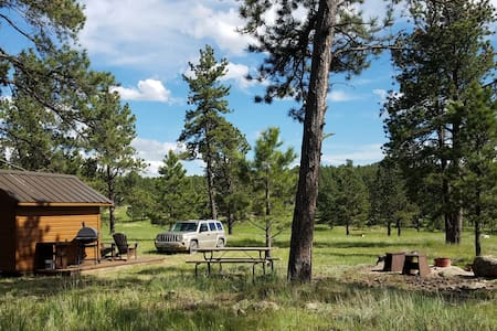 Plenty Star Ranch - In Nature Camping Cabin