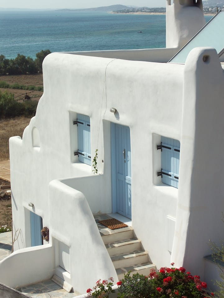 Naxos KARADES HOUSES -MEDUSA 45M2