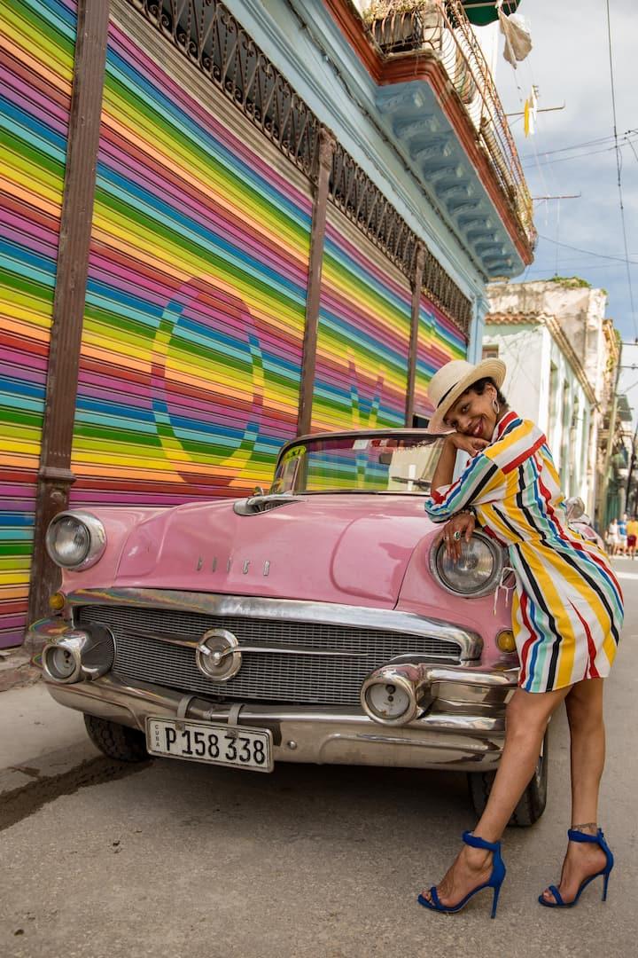 Feel love colors...