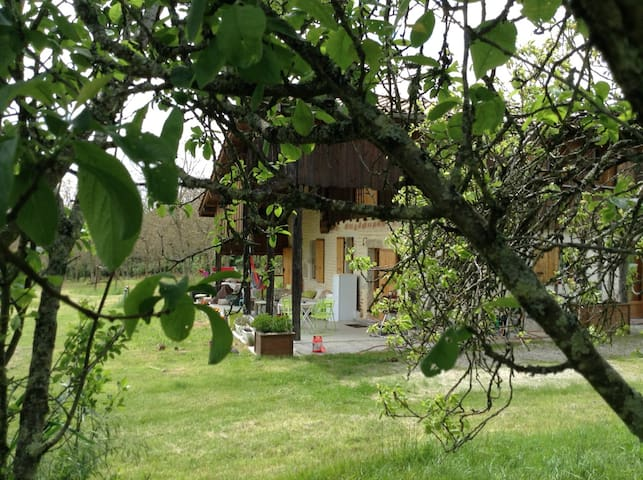 Bed and breakfast in the peace and in the green - Sainte-Gemme-Martaillac - Inap sarapan