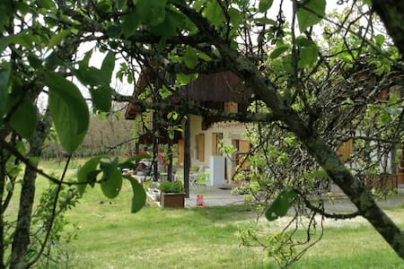Bed and breakfast in the peace and in the green - Penzion (B&B)