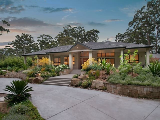 Resort living in a forest setting - Kincumber - Bed & Breakfast