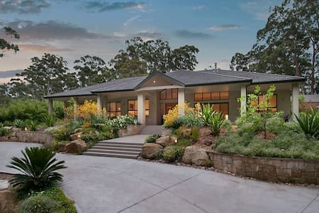 Resort living in a forest setting - Kincumber