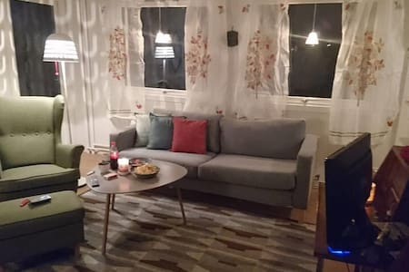 Søt liten leilighet til leie