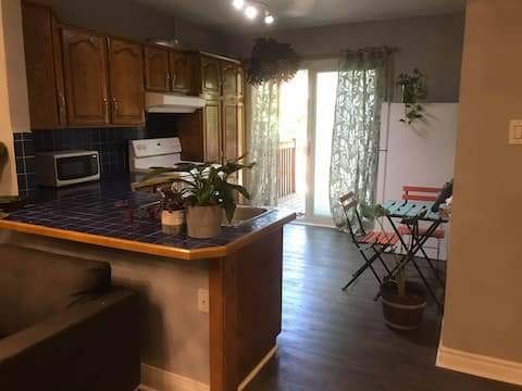 double room In Plateau