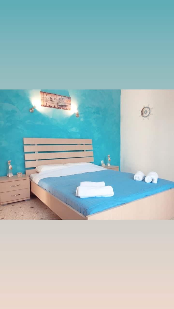 Santa Marina Rooms-Ενοικιαζόμενα δωμάτια