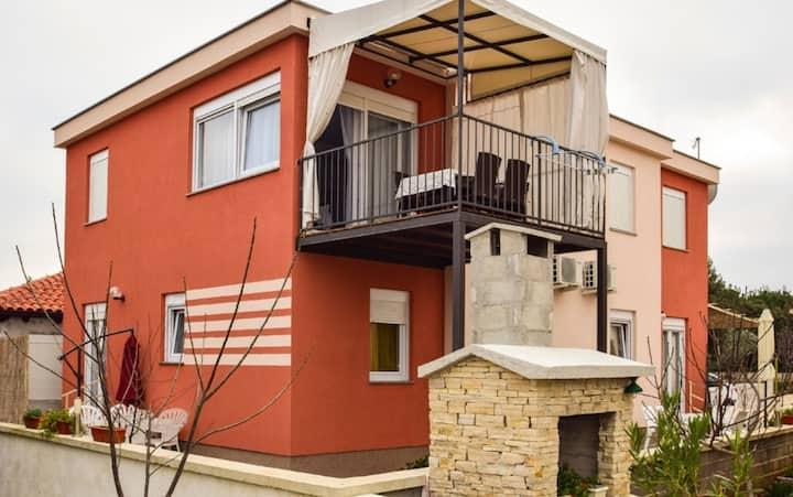 Apartments Sanja in Zaton / Apartment A1 on the ground floor