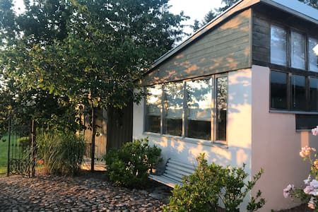 Greenhouse - unique, spacious and cozy living.