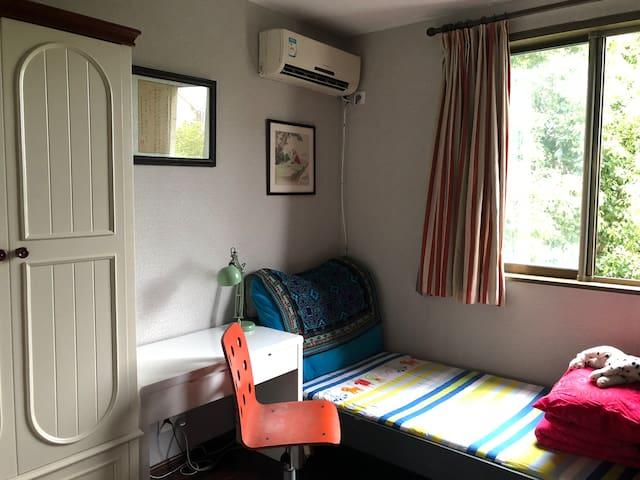 四只猫咪的幸福生活 嘉宝花园幽静独立的小书房