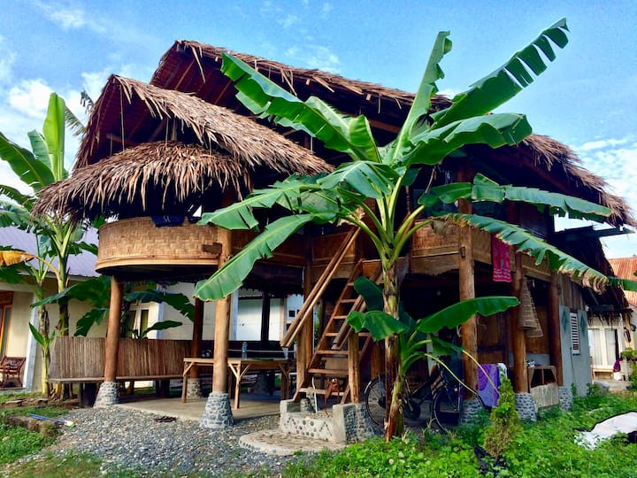 Kayu Bungalow- Amazing Surf & Private Yoga Space