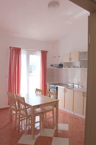 Apartment A02 - Vila Mileva - Mala Rava - Hus