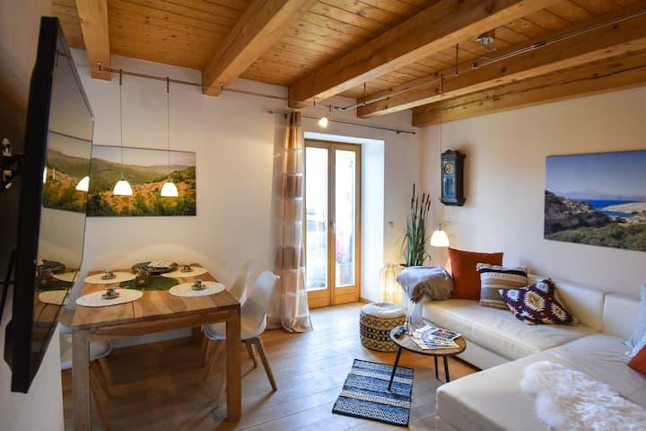 Charmante Chiemgau-Wohnung in Seenähe