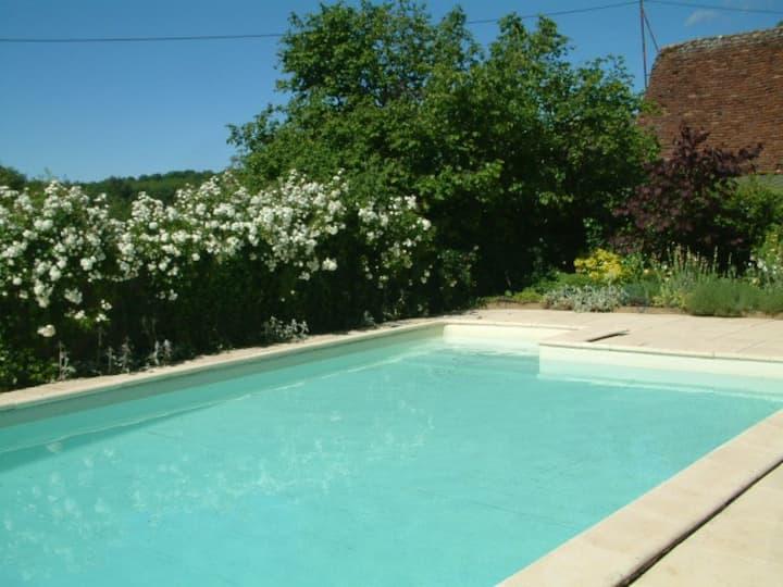Bed- and Breakfast met luxe zwembad in de Dordogne