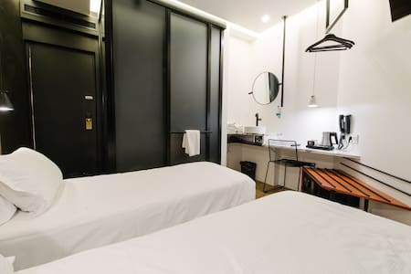 Design hotel room with free access to SPA ! - Clichy