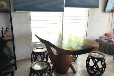 Cozy private room in downtown area - Cancun - Apartmen