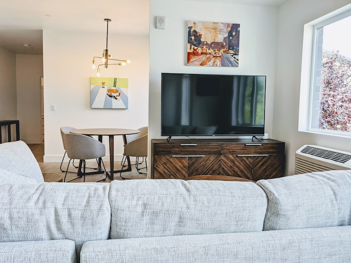 Luxury 2BR Condo near Mississippi & Alberta