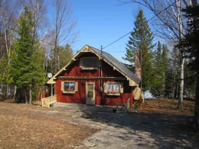 Cute and Cozy Grand Lake Cottage- Presque Isle, MI