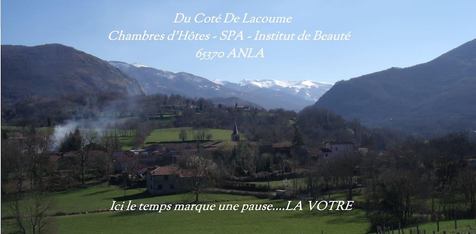 Du Coté De Lacoume - Anla - Pension