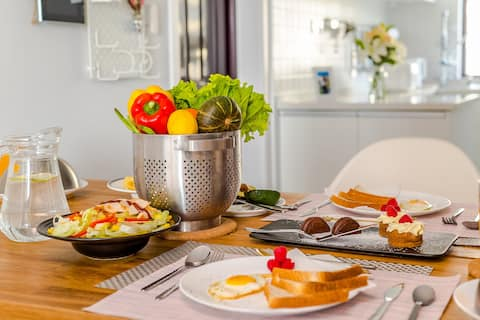 【A homestay 】一间民宿 含早餐 宜家IKEA|北欧现代风格|李沧|地铁2号线|机场|北站