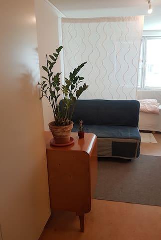 Egen lägenhet i Stockholm, 15 minuter till city