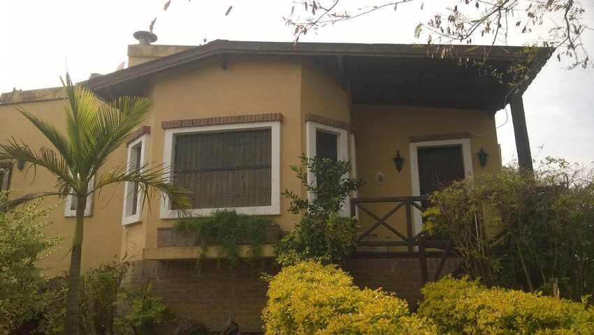 Hermosa casa - San Cosme - House