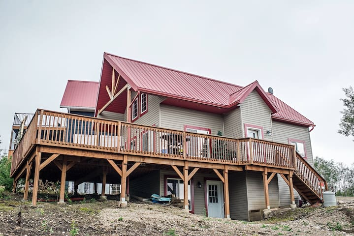 Chalet - Asessippi Ski Hill & Lake of the Prairies