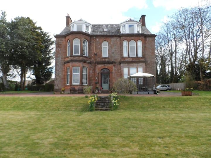 Rosebery House Moffat Dumfriesshire