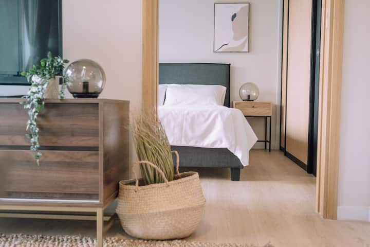 1BR Cosy Home |  Coterie