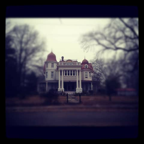The Famous Allen House of Monticello