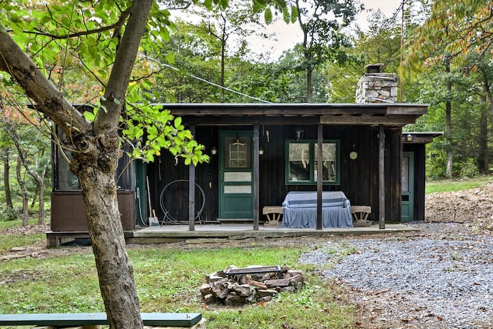 Bedford Cabin - Perfect for Hunting & Fishing